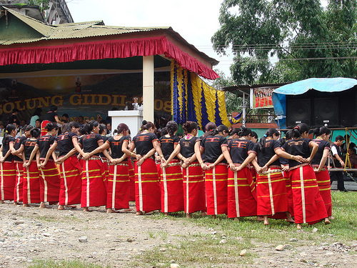 Solung festival of Adi Tribe  (5/6)