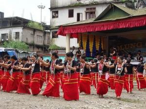 Solung festival of Adi Tribe  (4/6)